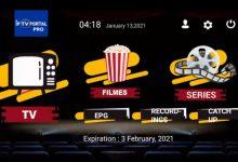 برنامج IPTV Portal Premium IPTV APK With full Activation بكامل التفعيل