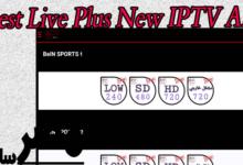 Best Live Plus New IPTV APK
