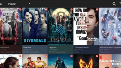 تطبيق CinemaHD التجريبي لمشاهدة الأفلام غير محدوده