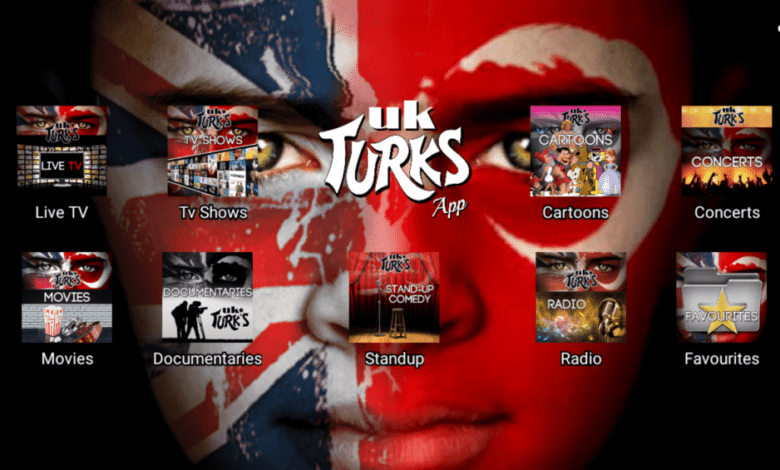 UK Turks APP With Activation Included