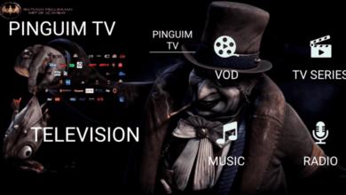 Pinguim TV New Version No need Activation