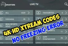 4k Hd Xtream codes 2022 Xtream iptv smarters pro Code Xtream