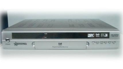 satellite receiver starsat 6300